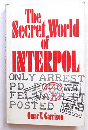9780853352273: The Secret World of Interpol