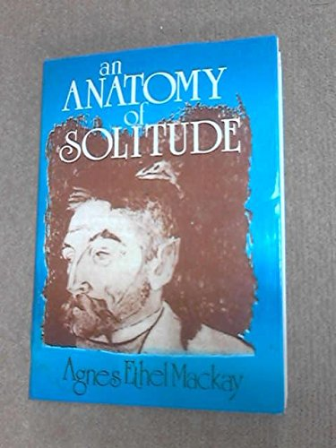 9780853352297: Anatomy of Solitude (Embryo books)