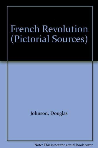 9780853400257: French Revolution (Pictorial Sources)