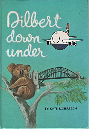 DILBERT DOWN UNDER: Kate Robertson