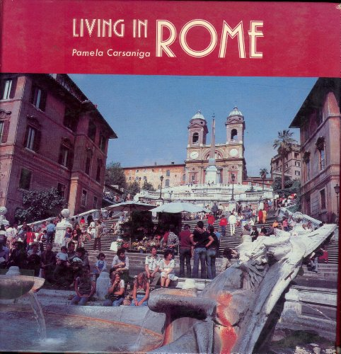 9780853408413: Living in Rome (Living in Famous Cities)