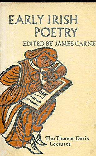 9780853420392: Early Irish Poetry