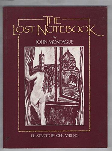 The Lost Notebook: Novel: Montague, John