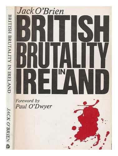 9780853428794: British Brutality in Ireland