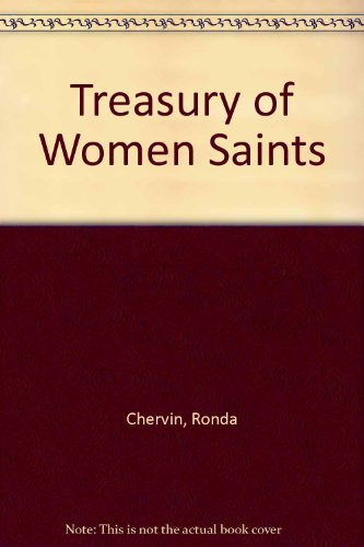 9780853429869: Treasury of Women Saints