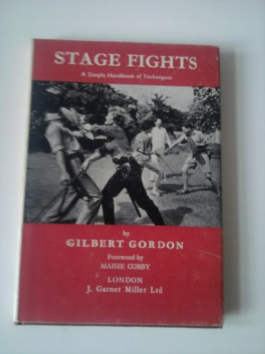 9780853435273: Stage Fights: A Simple Handbook of Technique