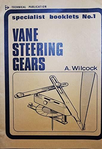 9780853440543: Vane Steering Gears
