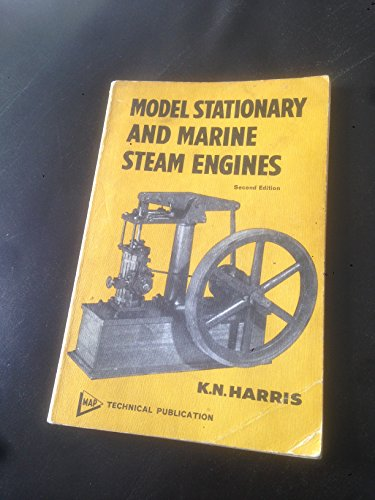 9780853440727: Model Stationary and Marine Steam Engines