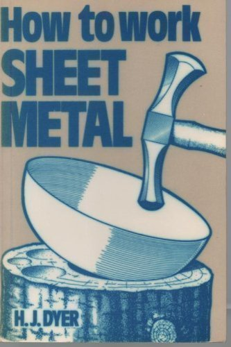 9780853440840: How to Work Sheet Metal