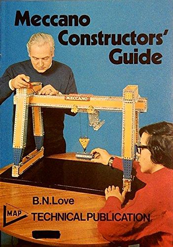 9780853441335: Meccano Constructor's Guide