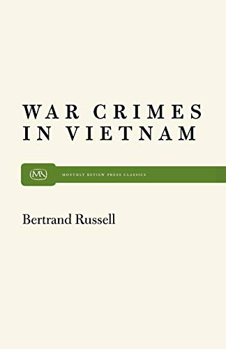 9780853450580: War Crimes in Vietnam