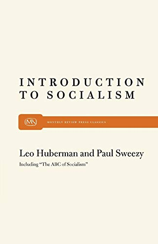 9780853450672: Intro to Socialism