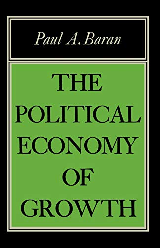 9780853450764: Political Economy of Growth