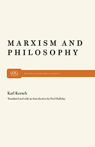 9780853451532: Marxism and Philosophy