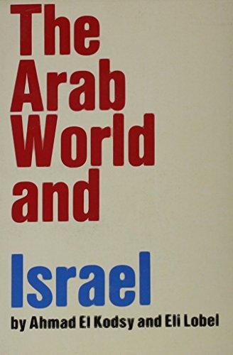 Arab World and Israel: Ahmad El Kodsy;