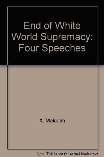 9780853451693: The End of White World Supremacy
