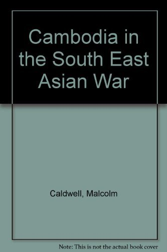 9780853451716: Cambodia in the Southeast Asian War