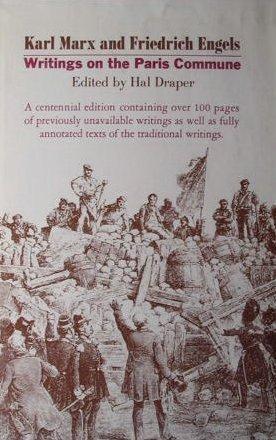 Writings on the Paris Commune: Karl Marx
