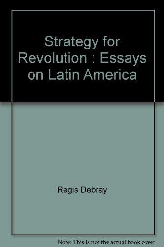 9780853451808: Strategy for Revolution: Essays on Latin America