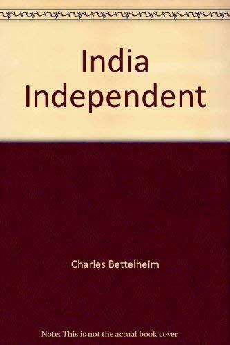 India Independent: Bettelheim, Charles