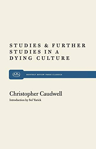 9780853452188: Studies and Further Studies in a Dying Culture