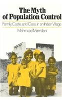 9780853452843: The Myth of Population Control: Family, Caste and Class in an indian Village
