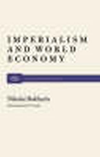 9780853452904: Imperialism and World Economy (Modern reader paperbacks)
