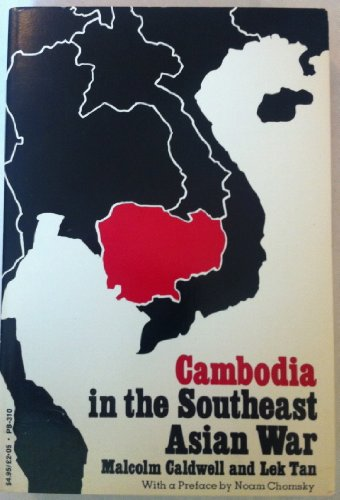 9780853453109: Cambodia in the Southeast Asian War