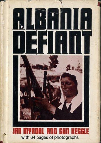 9780853453567: Albania Defiant
