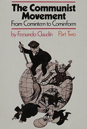 9780853453666: Communist Movement:C to C [2 Vol Set