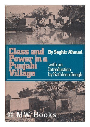 9780853453857: Class and Power in a Punjabi Village