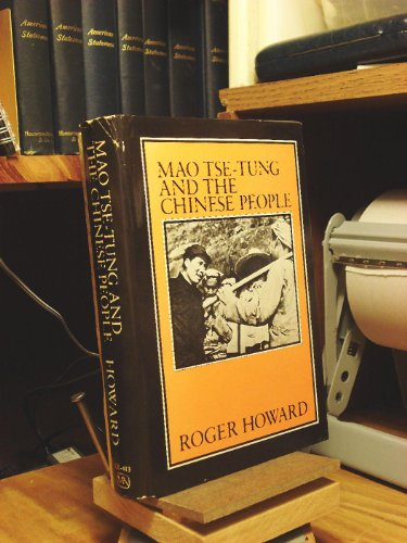 9780853454137: Mao Tse-Tung and the Chinese People