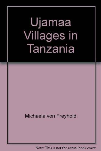9780853455134: Ujamaa Villages in Tanzania
