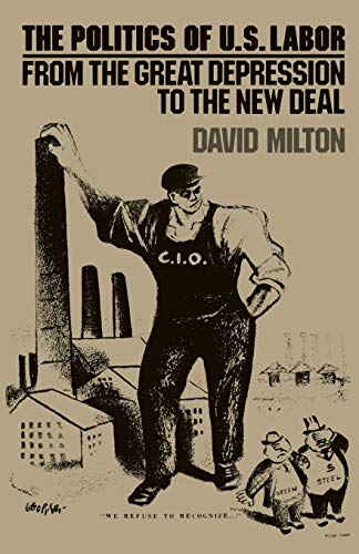 9780853455707: Politics of US Labor