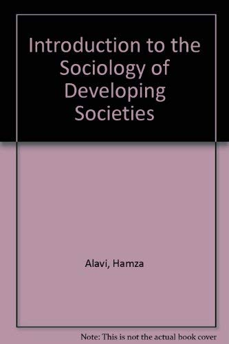 9780853455950: Introduction to the Sociology of