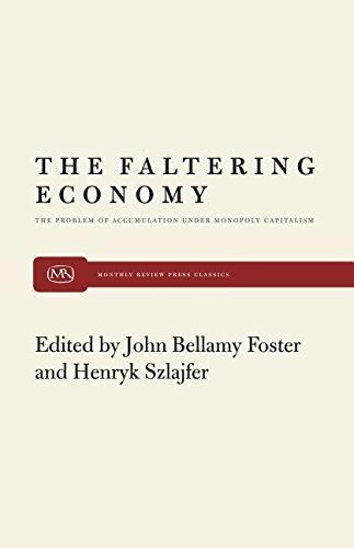 9780853456032: Faltering Economy