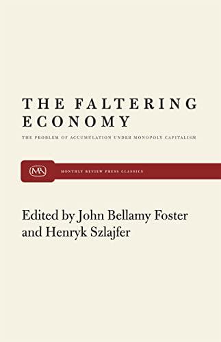 9780853456049: Faltering Economy