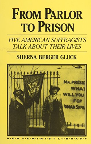 9780853456766: From Parlor to Prison (New Feminist Library)