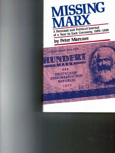 9780853458272: Missing Marx