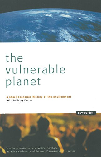 9780853458746: The Vulnerable Planet: A Short Economic History of the Environment (Cornerstone Books)