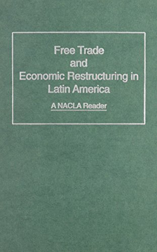 9780853459538: Free Trade and Economic Restructuring (Early American Women Writers)