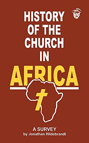History of the Church in Africa. A: Jonathan, Hildebrandt