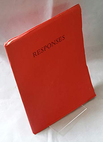 Responses: SIGNED BY EIGHT POETS