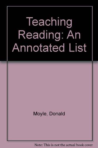 9780853531579: Teaching Reading: An Annotated List