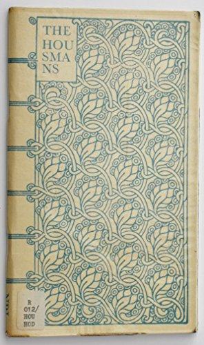 9780853532217: Three Housmans: Exhibition Catalogue