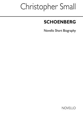 9780853601050: Schoenberg (Short Biographies)
