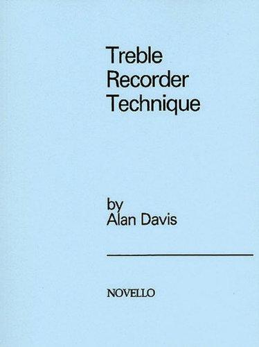 9780853601173: TREBLE RECORDER TECHNIQUE