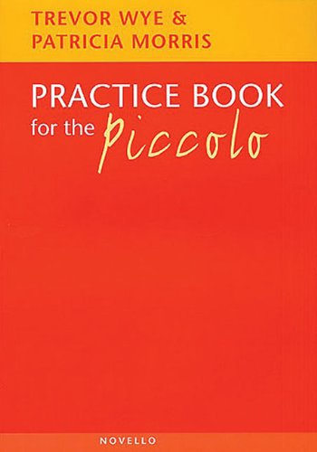 9780853601371: Practice Book for the Piccolo