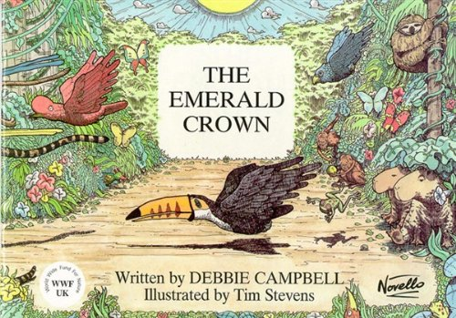 9780853601463: Debbie Campbell: The Emerald Crown (Vocal Score)