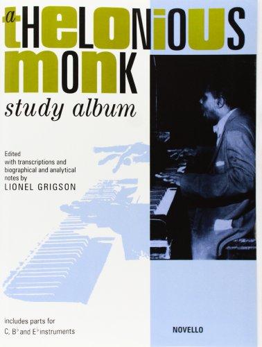 9780853601562: A Thelonious Monk Study Album